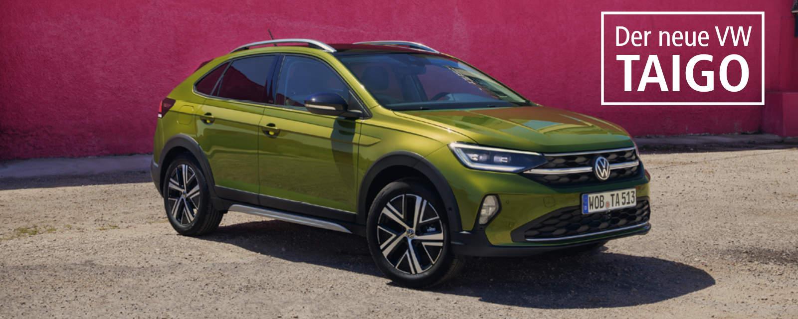 VW TAIGO: Das neuen SUV-Coupé - Leasing & Finanzierung