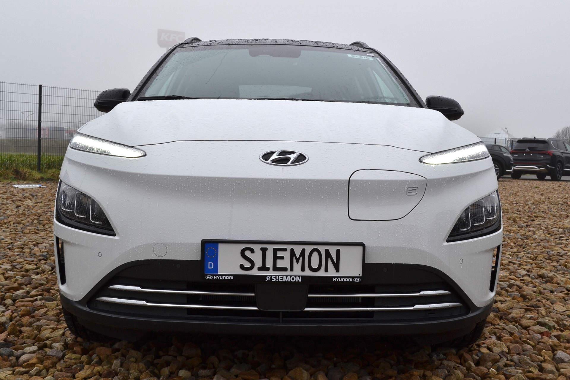 Hyundai Kona Elektro Direkt Verfügbar Leasing Finanzierung Autohaus Siemon